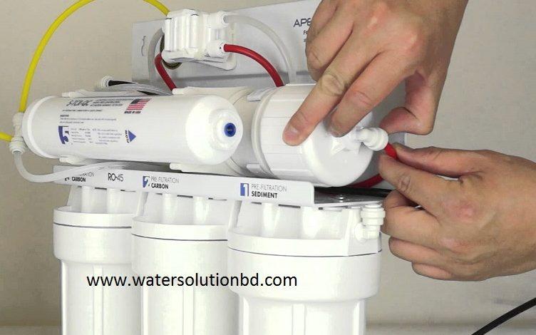 Water filter Services, Maintenance & Repair in Bangladesh